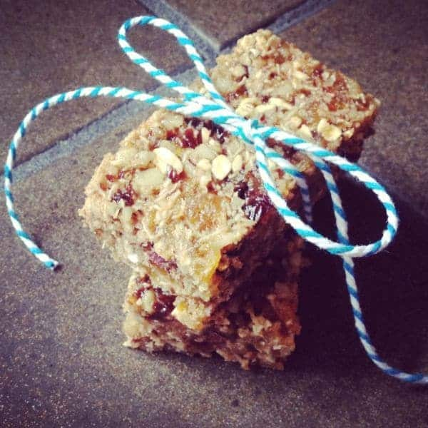 Granola Bars - The Lemon Bowl