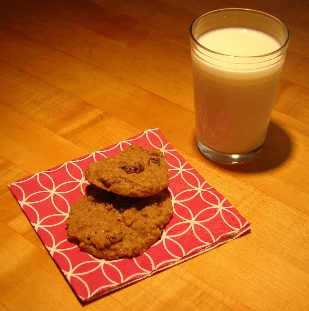 wheels of steel peanut butter health cookies