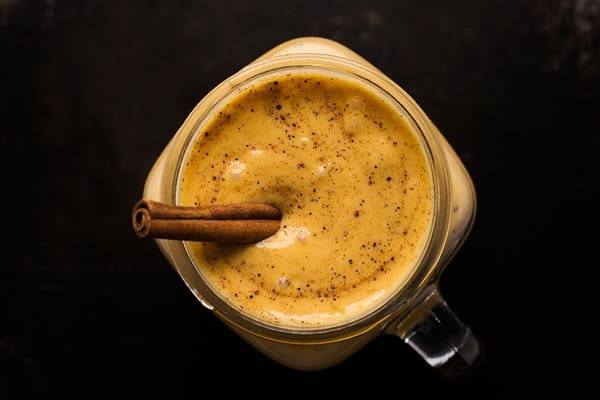 Pumpkin Pie Breakfast Smoothie - Fast and delicious recipe