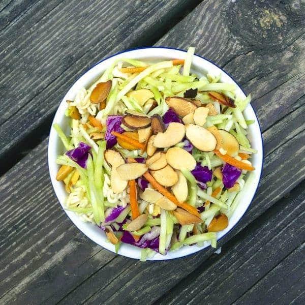 Chinese Broccoli Slaw - The Lemon Bowl