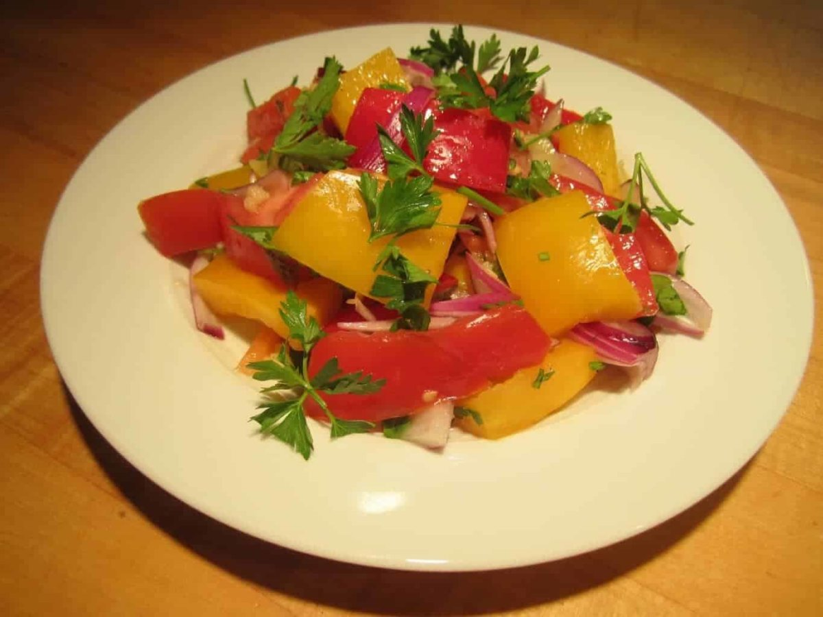 Italian Giardiniera Salad