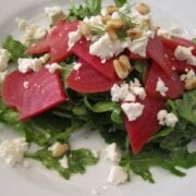 Beet Salad with Feta and Dill