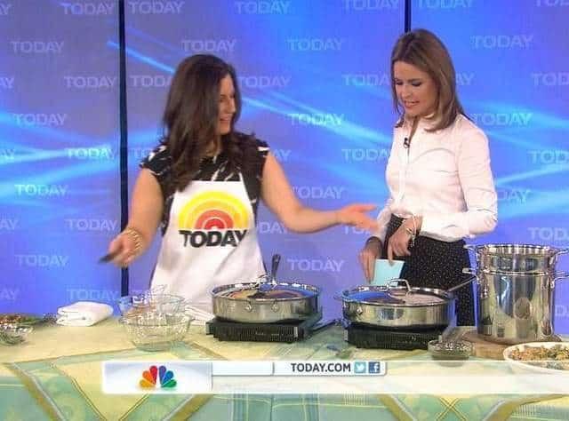 Liz Della Croce on Today Show