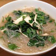 Faux Pho Soup