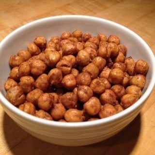Oven Roasted Chick Pea Recipe