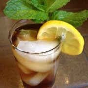 Iced Tea Spritzer