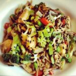 Spicy Soba Noodles With Chicken