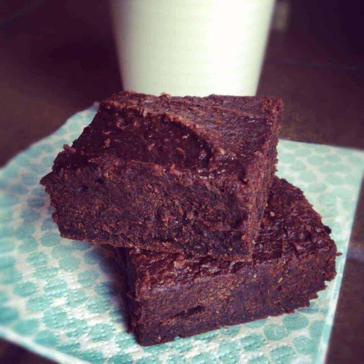 Pumpkin Chocolate Espresso Brownies