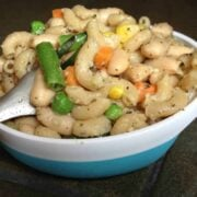 Parmesan Pasta with Cannellini Beans