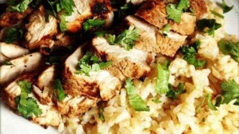 Grilled Teriyaki Turkey Tenderloins