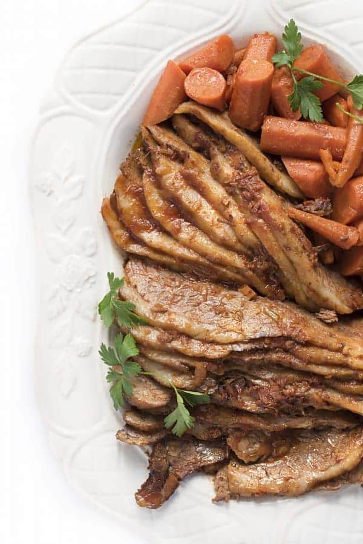 beef brisket for Jewish holidays