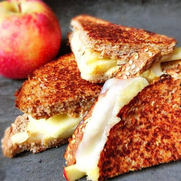 Farmers Grilled Cheese