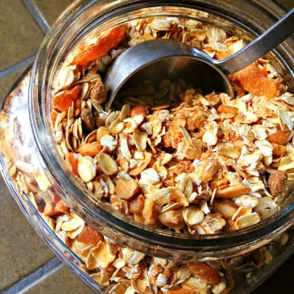 Homemade Instant Oatmeal Mix - The Lemon Bowl