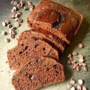 Chocolate Zucchini Carrot Bread - The Lemon Bowl