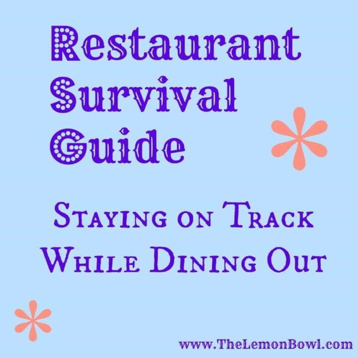 Restaurant Survival Guide - The Lemon Bowl