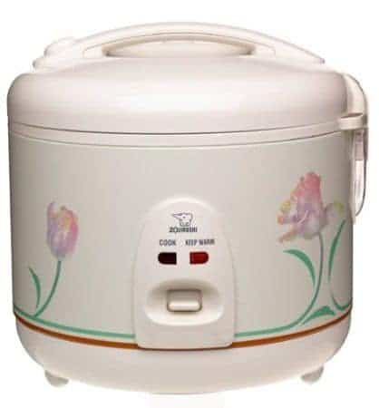 Zojirushi Rice Cooker - The Lemon Bowl