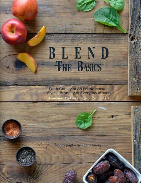 Blend The Basics Cover - The Lemon Bowl