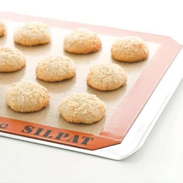 Silpat Cookies - The Lemon Bowl