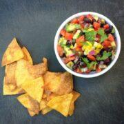 Avocado, Black Bean and Corn Salsa - The Lemon Bowl
