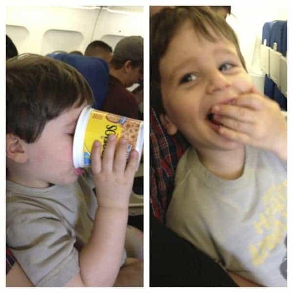 Travel Snacks - The Lemon Bowl