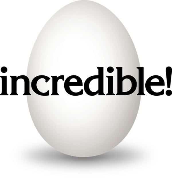 Incredible Egg Logo - The Lemon Bowl