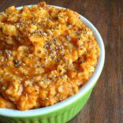 Maple Pumpkin Chia Oatmeal - The Lemon Bowl