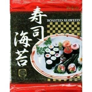 Seaweed Sheets - The Lemon Bowl