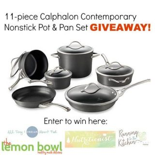 Calphalon Giveaway - The Lemon Bowl