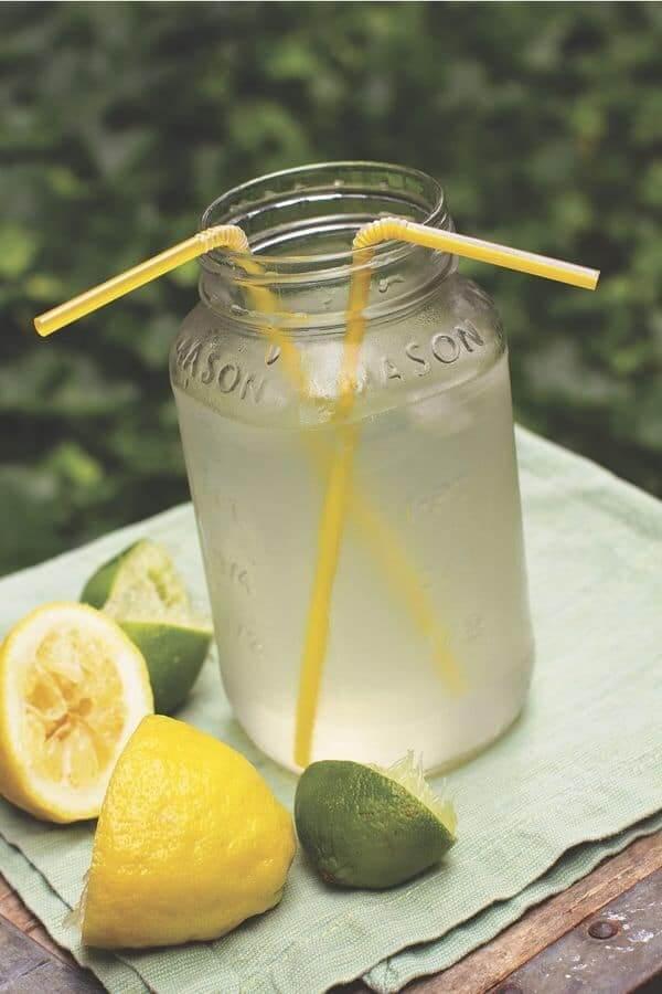 Lemon-Lime Sports Ade - The Lemon Bowl