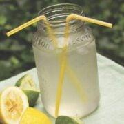 Lemon-Lime Sports Drink Square