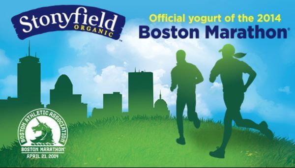 Stonyfield Boston Marathon