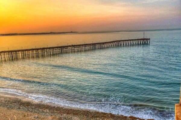 Sunrise on the Beach - The Lemon Bowl