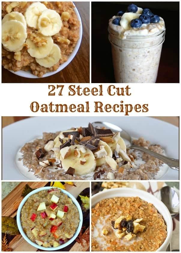27 Steel Cut Oatmeal Recipes - The Lemon Bowl