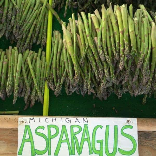 Asparagus Season - The Lemon Bowl