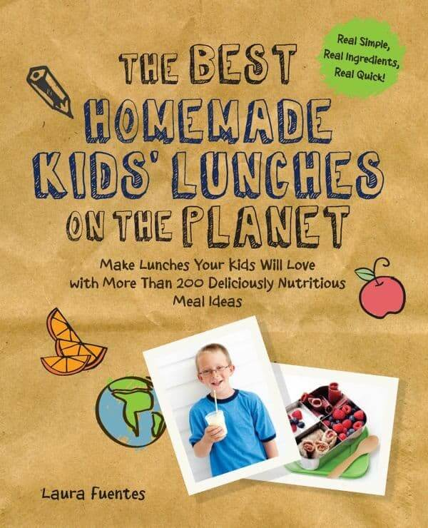 The Best Homemade Kids' Lunches on the Planet Book Review