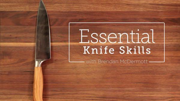 Essential Knife Skills - The Lemon Bowl