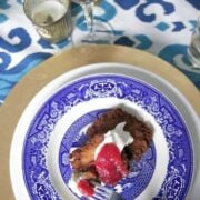 Latkes with Cranberry Apple Sauce - The Lemon Bowl