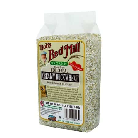 Bob's Red Mill Creamy Buckwheat Cereal - The Lemon Bowl