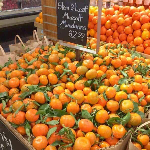 California Oranges - The lemon Bowl