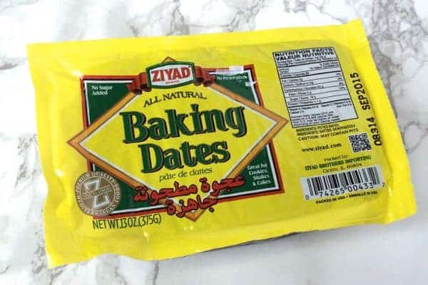 Baking Dates - The Lemon Bowl