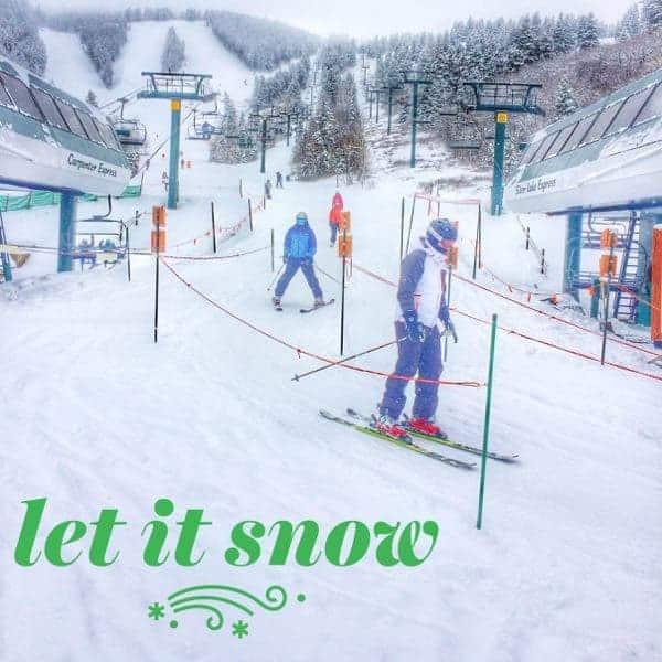 Let it Snow - The Lemon Bowl