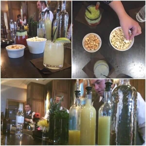 St Regist Cocktails - The Lemon Bowl