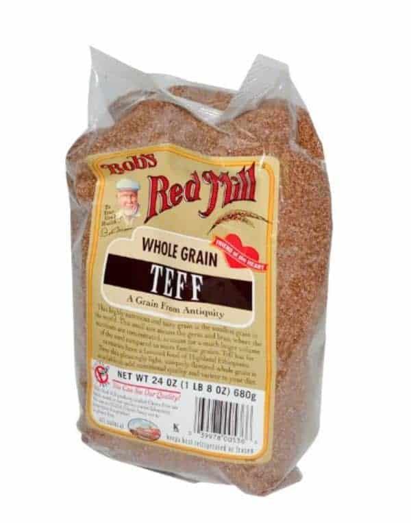 Whole Grain Teff