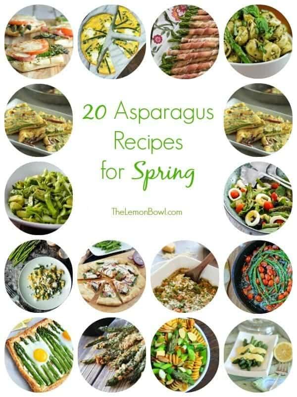 20 Asparagus Recipes for Spring