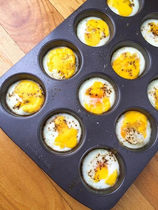 Baked Eggs - The Lemon Bowl