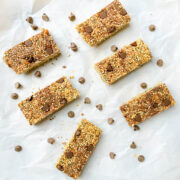 no bake quinoa bars