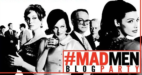 Mad Men Premier Party Giveaway - The Lemon Bowl