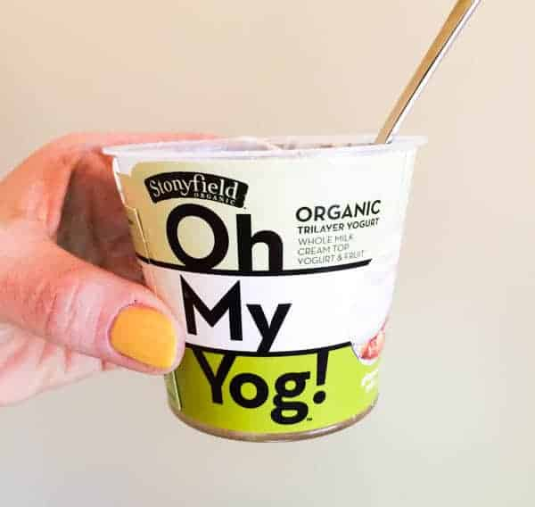 Oh My Yog - The Lemon Bowl
