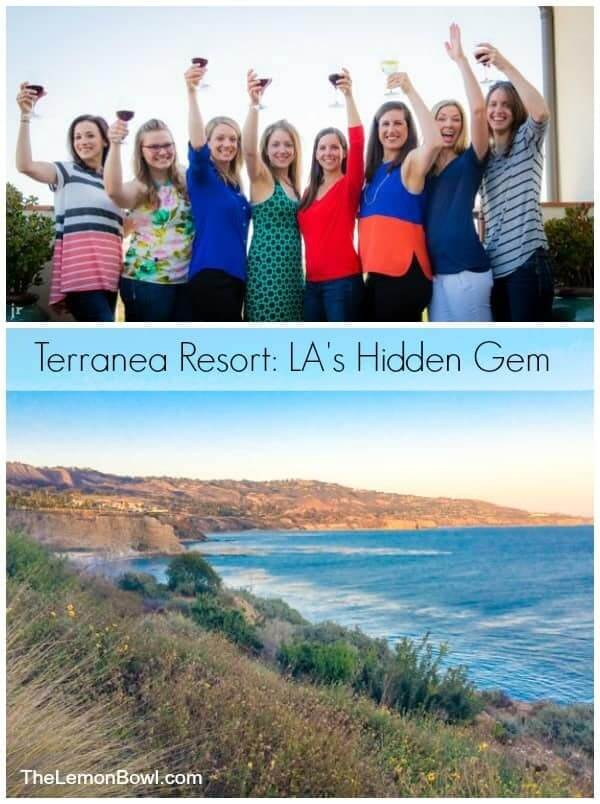 Terranea Resort - Eat, Sea, Retreat Recap - The Lemon Bowl
