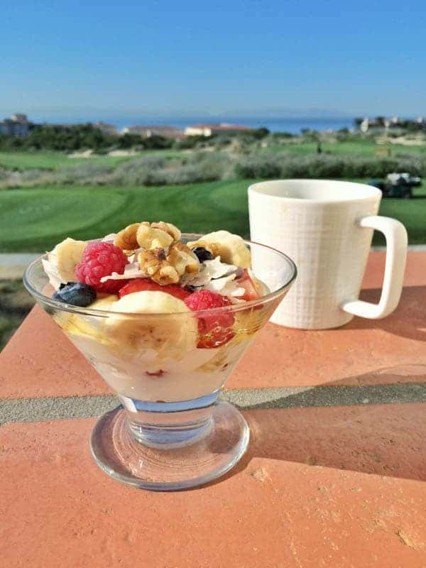 Yogurt Parfaits - The Lemon Bowl